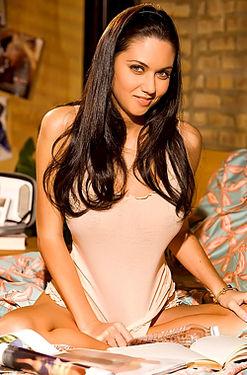 Whitney Leigh via Playboy