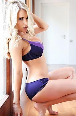 Sexy Hannah May Rose
