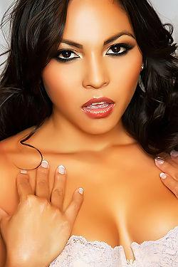 Saucy Latina Adrianna Luna