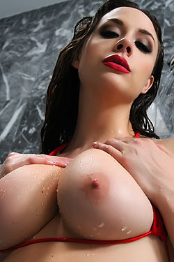 Chanel Preston Getting Dirty