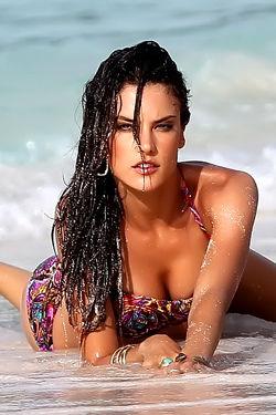 Alessandra In Bikini