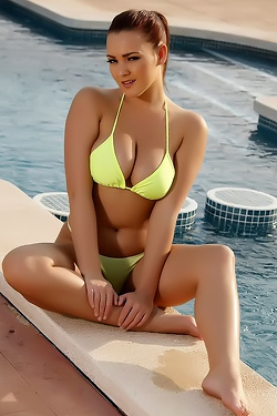 Jodie Gasson Big Natural Boobs