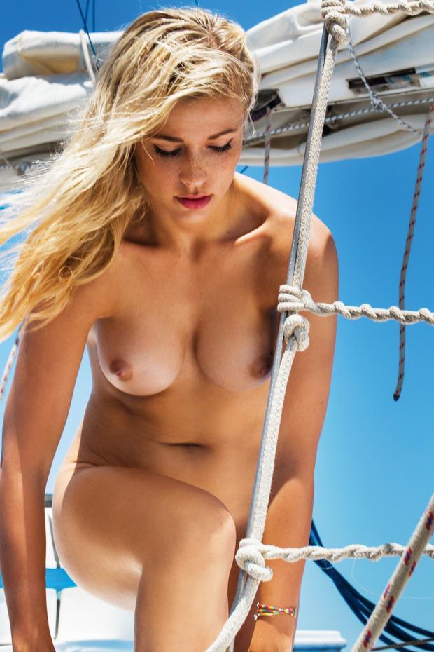 Nude playboy germany Celebrities who
